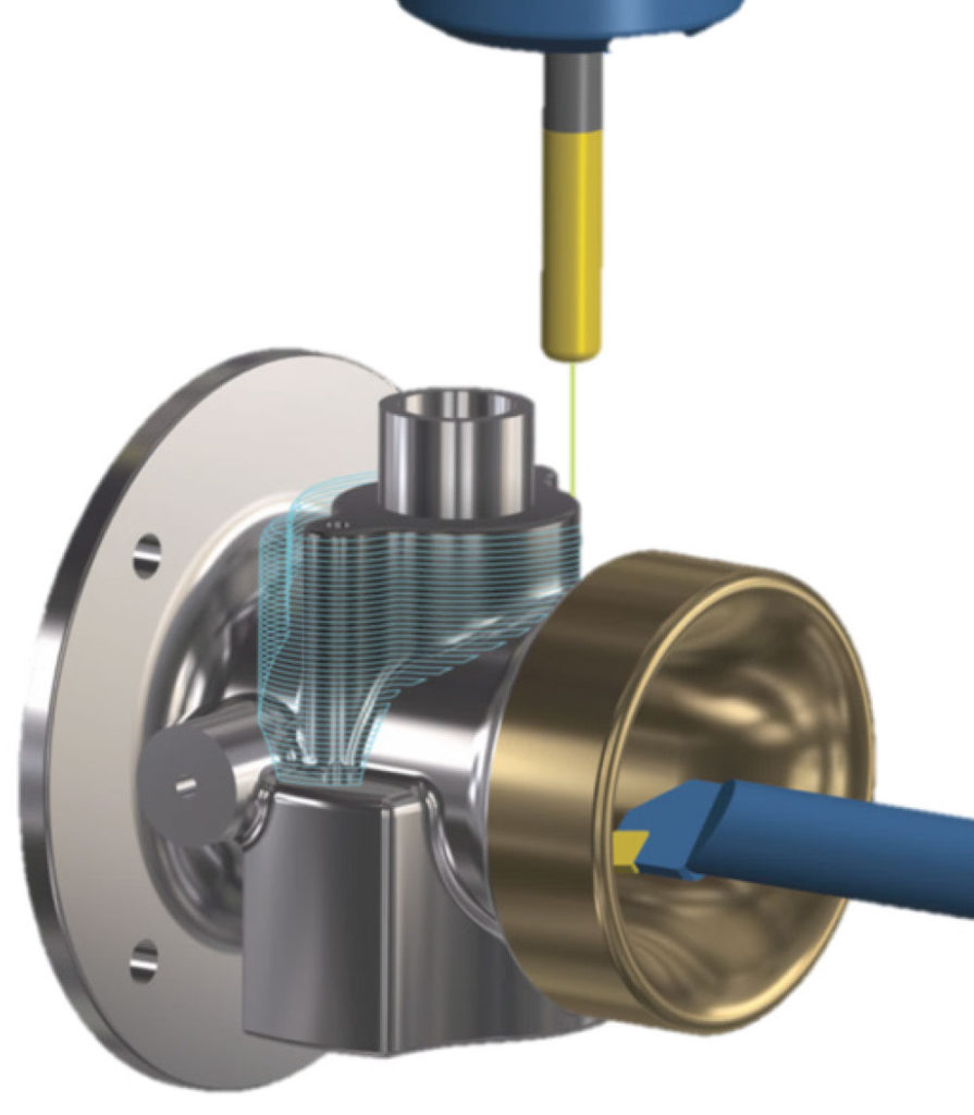 MaterCAM 車銑複合加工