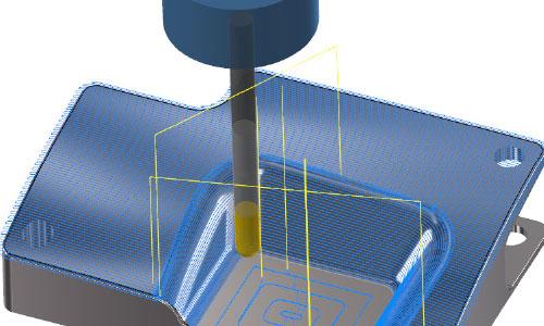 Mastercam-3D-最佳化熔接等距加工