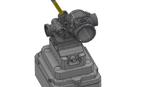 mastercam-4axis-多軸鑽孔加工
