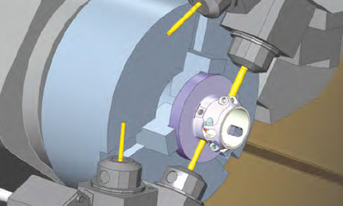 mastercam-turn-mill-支援雙主軸雙刀塔